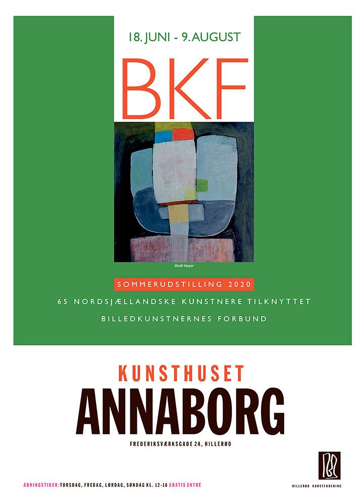 Plakat BKF 2020